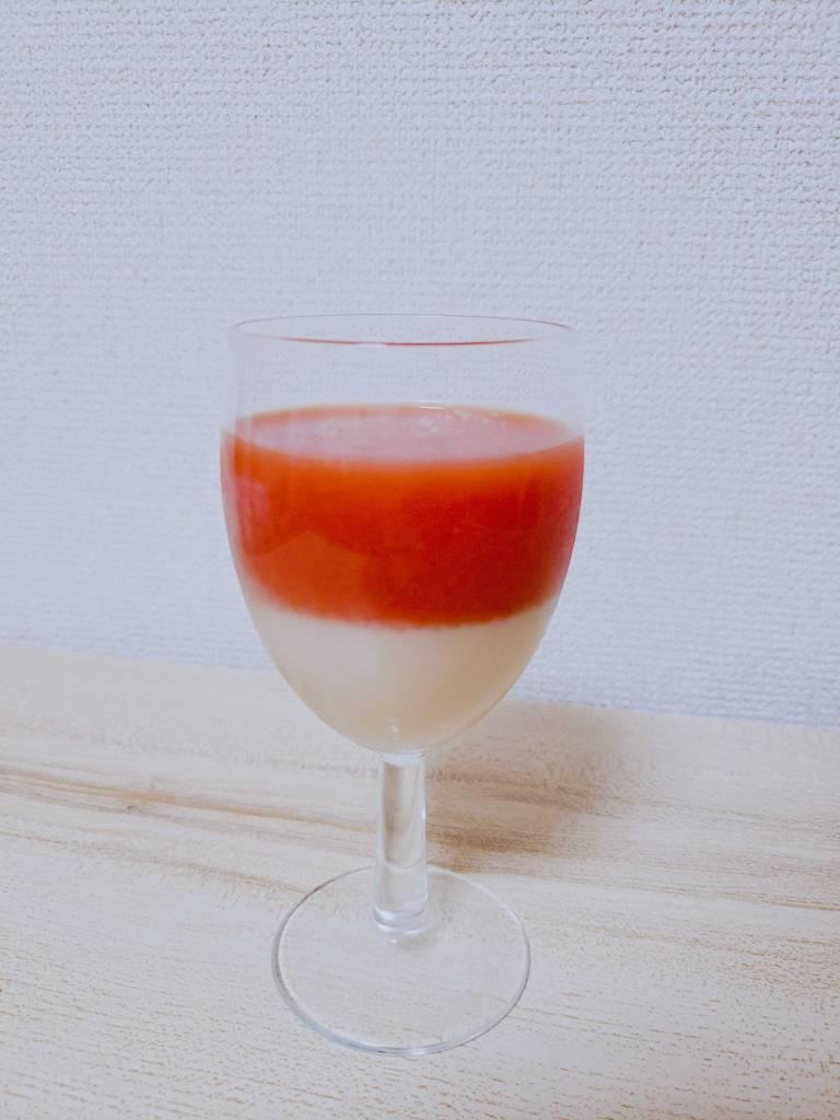 と ジュース 甘酒 トマト