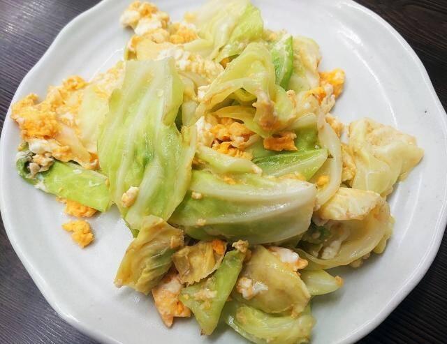 普段の食事に上手く野菜を取り入れている写真